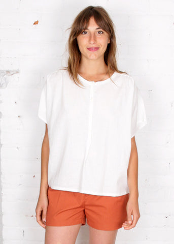 Ada Top - White