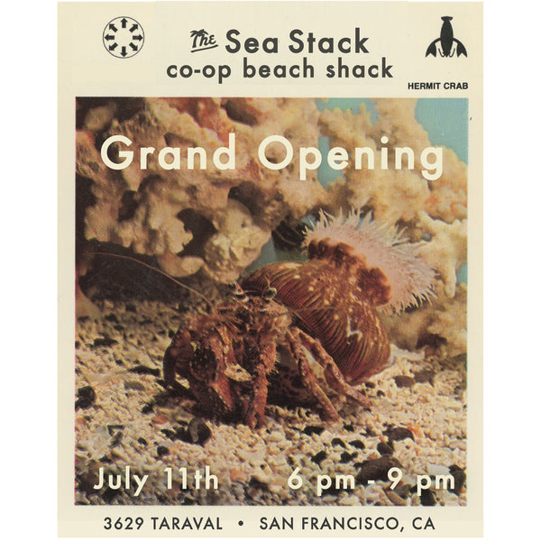 Grand Opening Party of The Sea Stack