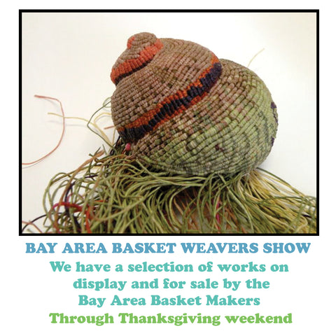 Bay Area Basket Weavers Show