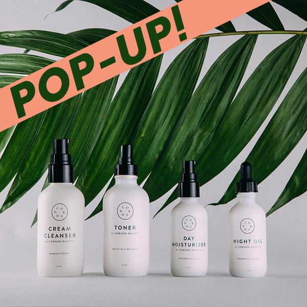 Corson Beauty Pop-Up