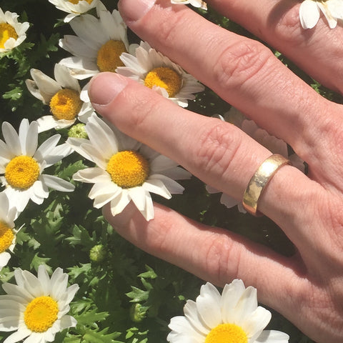 Do It (Almost) Yourself Wedding Rings