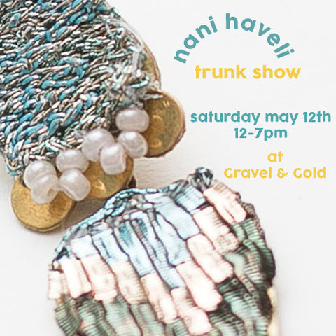 Nani Haveli Trunk Show and Chat