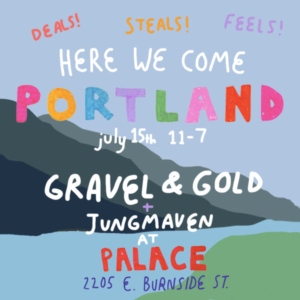 Portland Pop-Up At Palace!