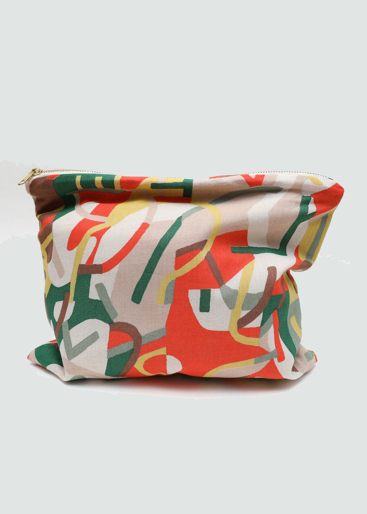 Large Pouch - Rhythm Color