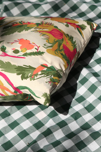 Throw Pillow - Picnic