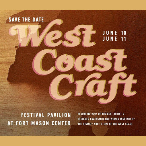 West Coast Craft Summer 2017