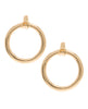 Claw Hoop Earrings