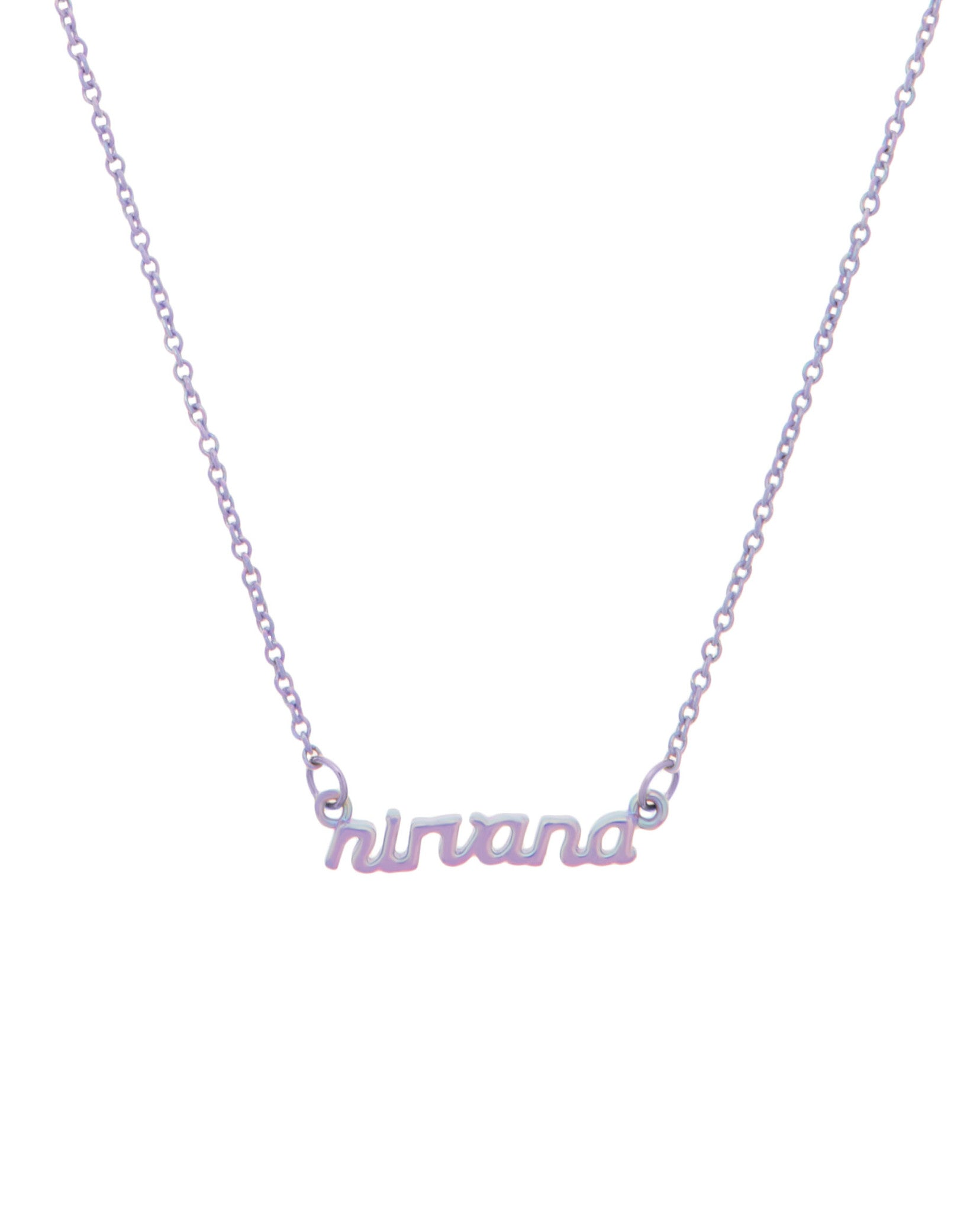 Nirvana Necklace Lilac