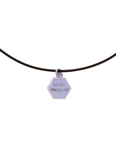 Astral Traveller Cord Necklace