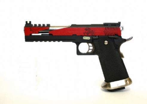 WE Tactical I Rex 6.0 RED