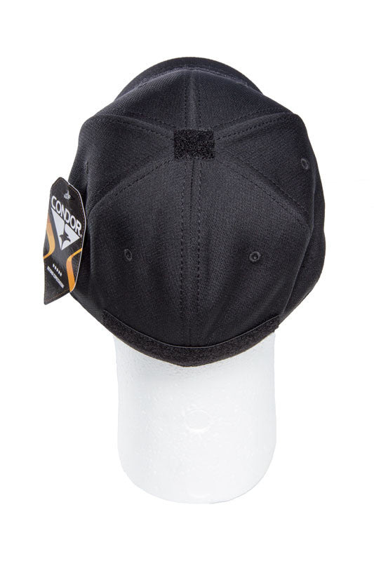 Condor Flex Cap Black Large