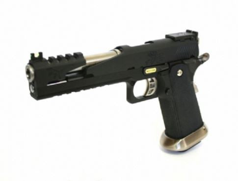 WE Tactical I Rex 6.0 Black