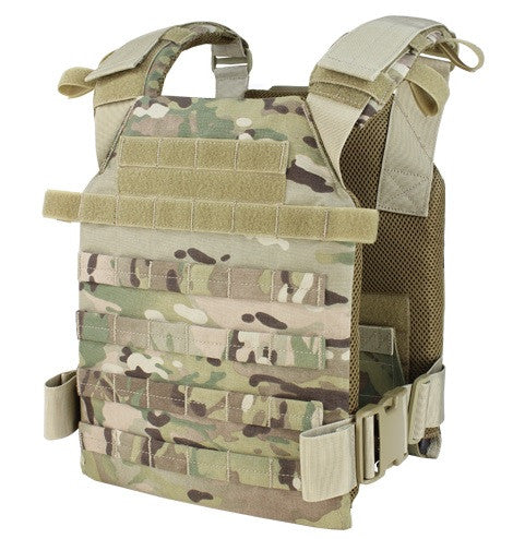 Condor Outdoor Sentry Plate Carrier MUL