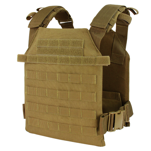 Condor Outdoor Sentry Plate Carrier Coyote