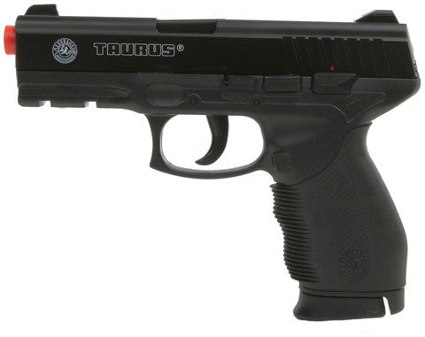 Taurus PT 24/7 CO2 black, nonblowback