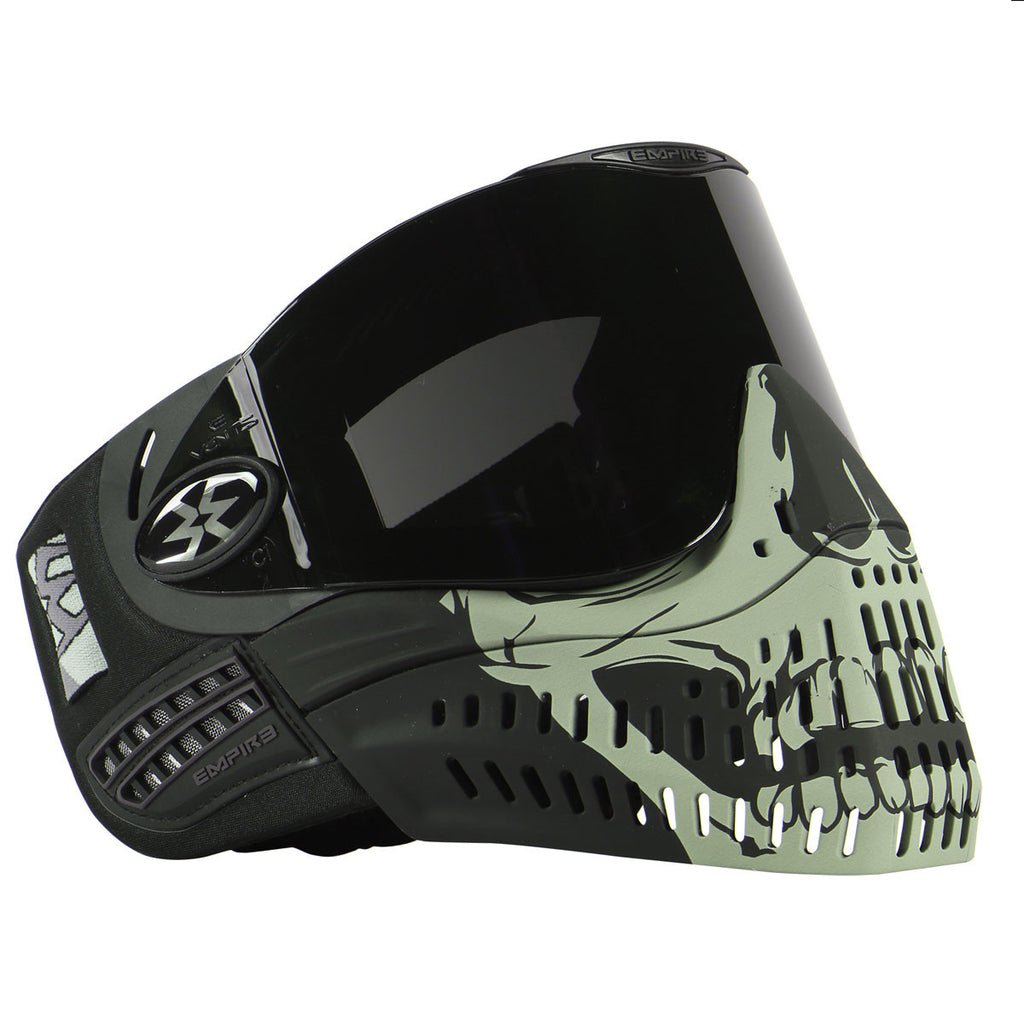 Empire E-Flex Goggle LE - Skull