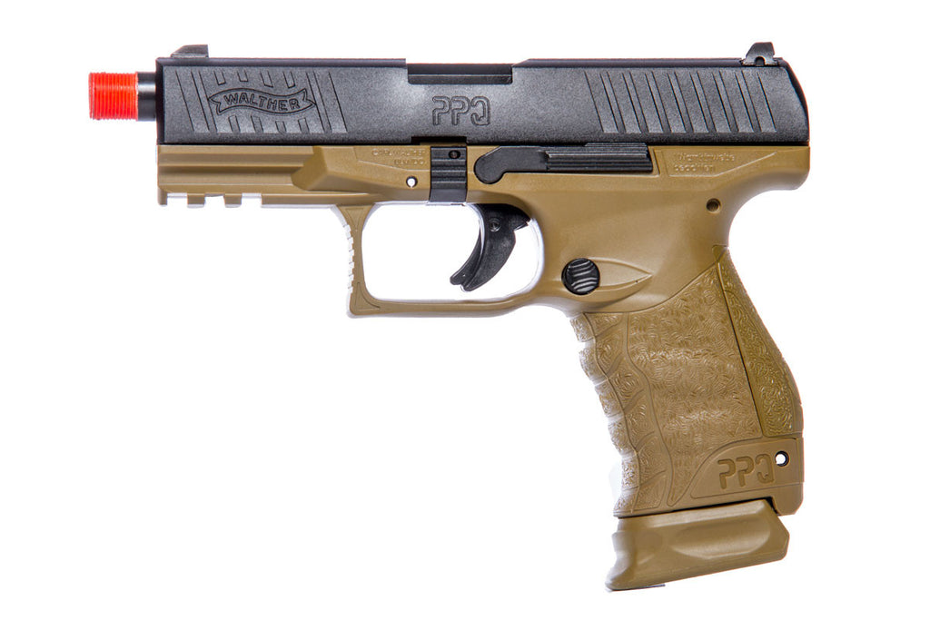 Walther PPQ Navy Limited Edition Kit