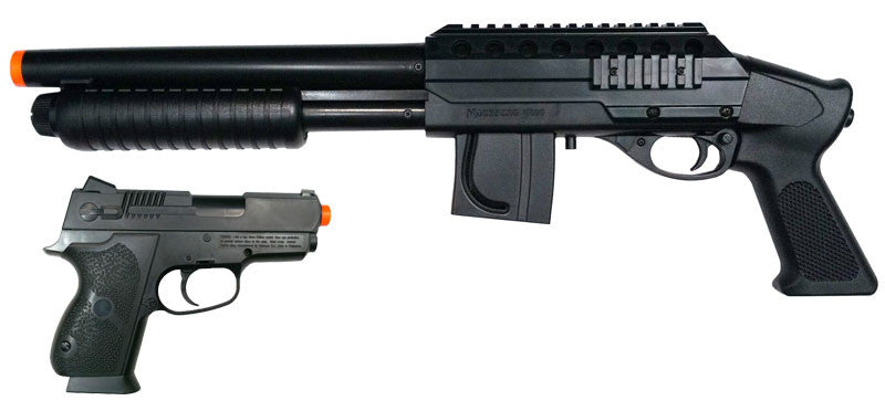 Mossberg Tactical Shotgun Pistol Kit (Springer)