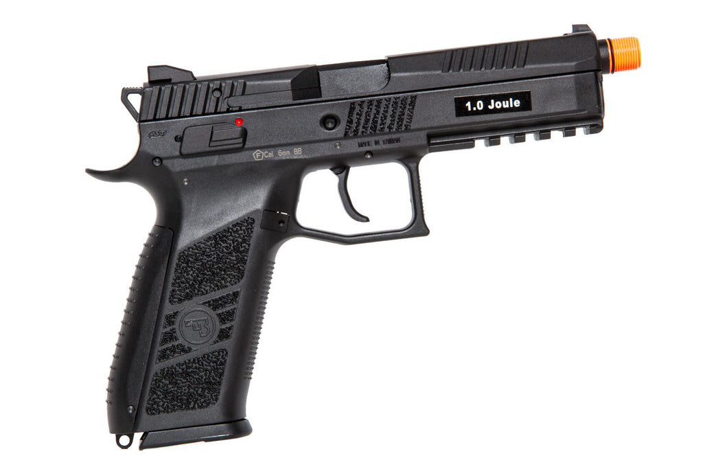 CZ P-09 CO2 version, BLK