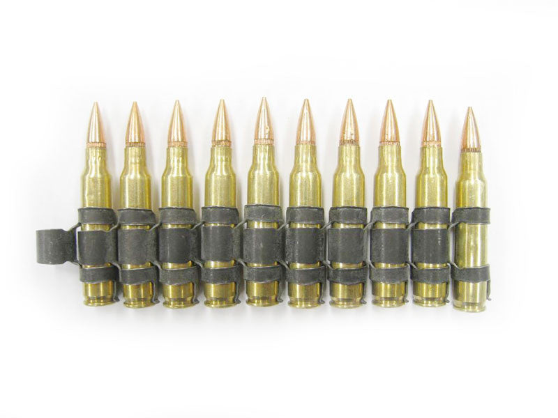 5.56mm linked dummy ammo (10rds)