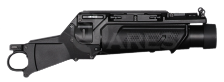 ARES EGLM MK16 Launcher Black