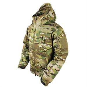 Condor Tactical Softshell Jacket + 2 Free US Flag Patches