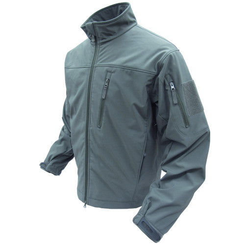 Condor PHANTOM Softshell Jacket + 2 Free US Flag Patches
