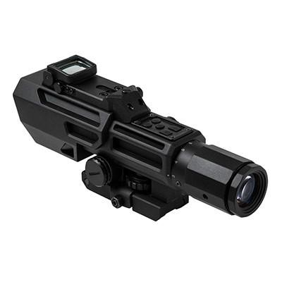 NcStar ADO 3-9x42 Scope w/ Flip Up Dot