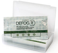 DeFog It Anti Fog Cloth