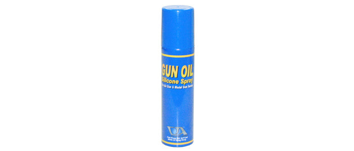 CA Gun Oil Silicone Spray (100 ml)