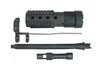 CA Fiber Quad Handguard Set, Carbine version