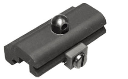 CA bipod rail adapter, long