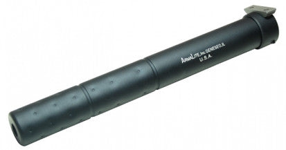QD mock suppressor for SR25