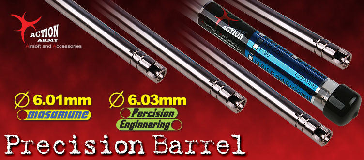 AA 290mm MC51 6.03 TB Barrel