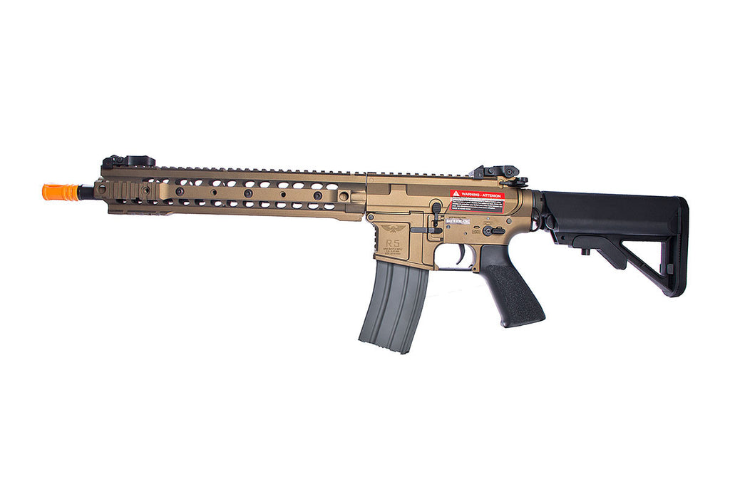 Apex R5 M12 carbine GEN2, Dark Bronze