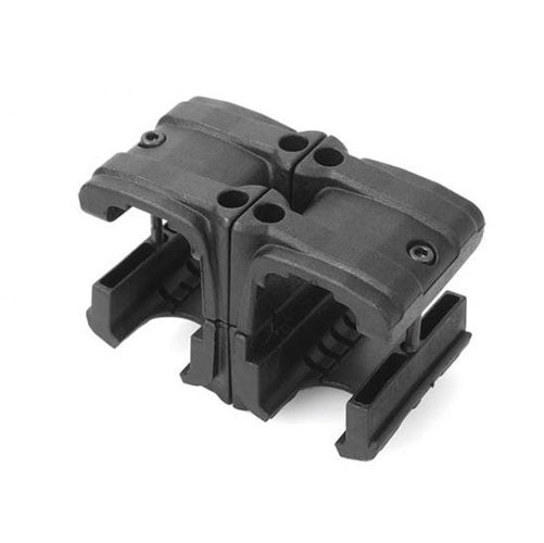 AEX MP7 Double Magazine Clip BK