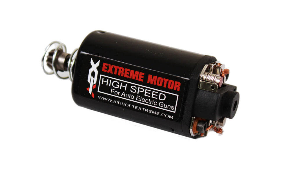 AEX AEG Motor, High speed short