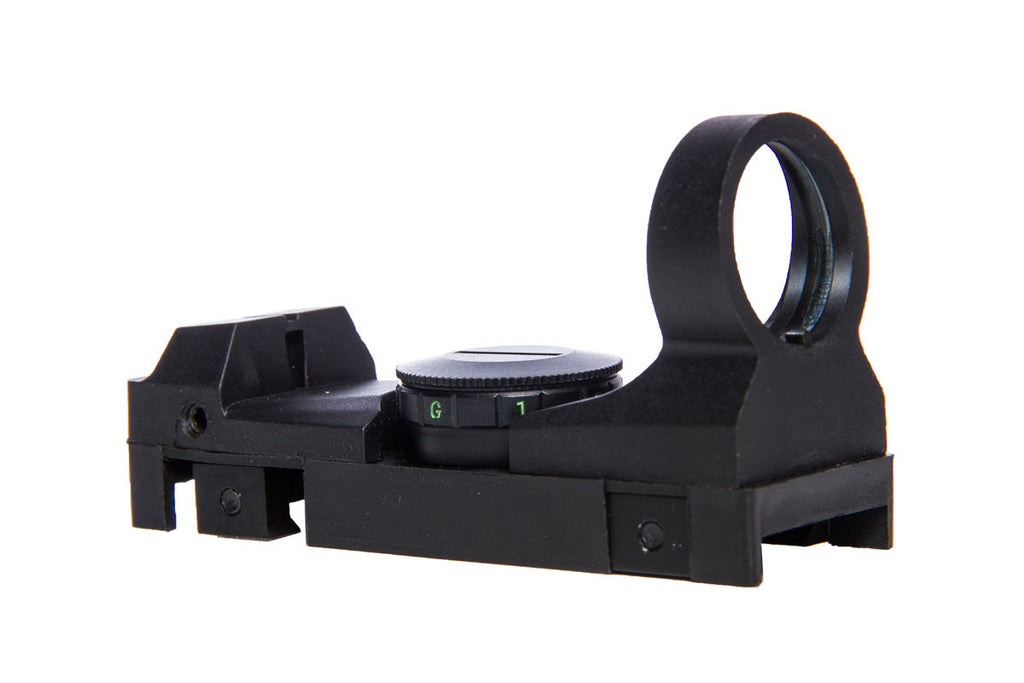 AEX reflex red/green dot sight, round