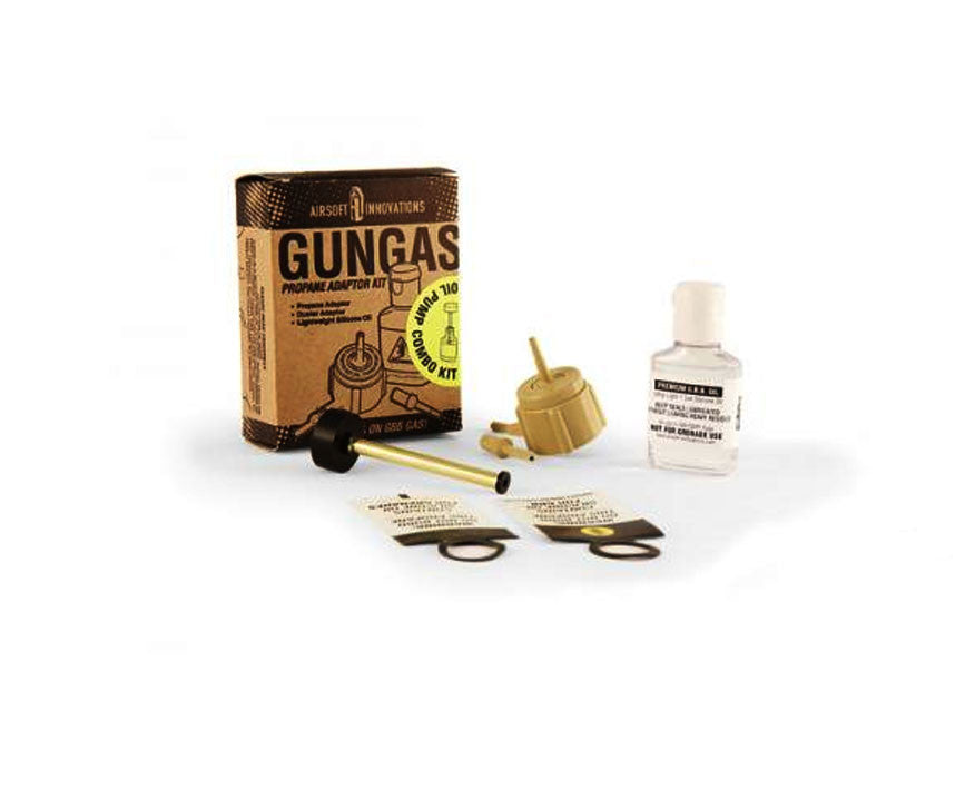 AI Oil Pump GunGas Combo Kit