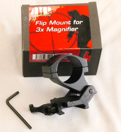 Flip to Side Mount for 3x Magnifier