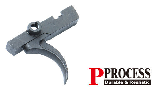 IS GBBR Steel Trigger  for KSC/KWA M4 GBB