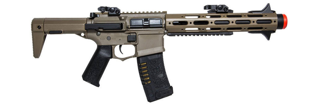 "ARES Amoeba 12"" M4 Carbine, Dark Earth"