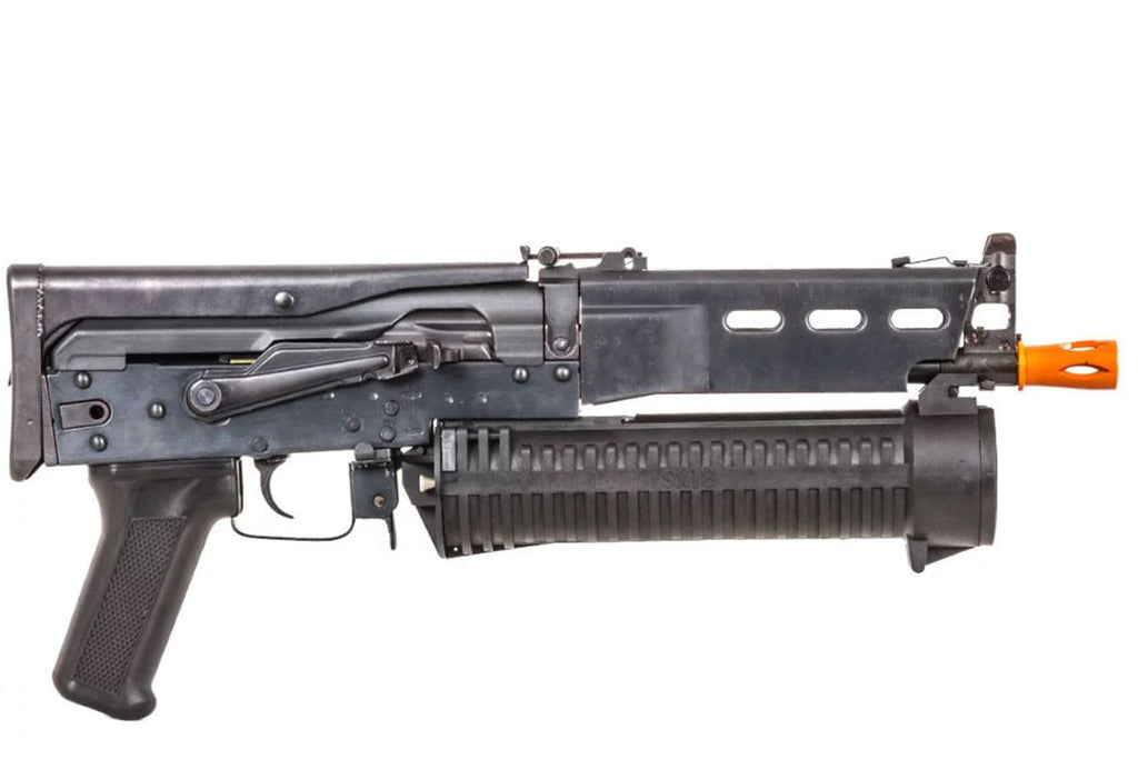 Apex PP-19 Bizon top folder stock