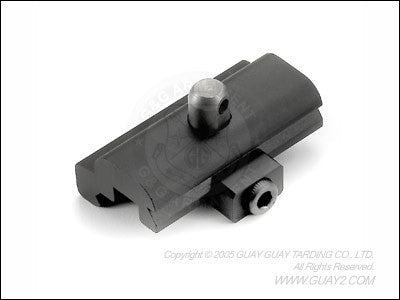 G&G bipod rail mount
