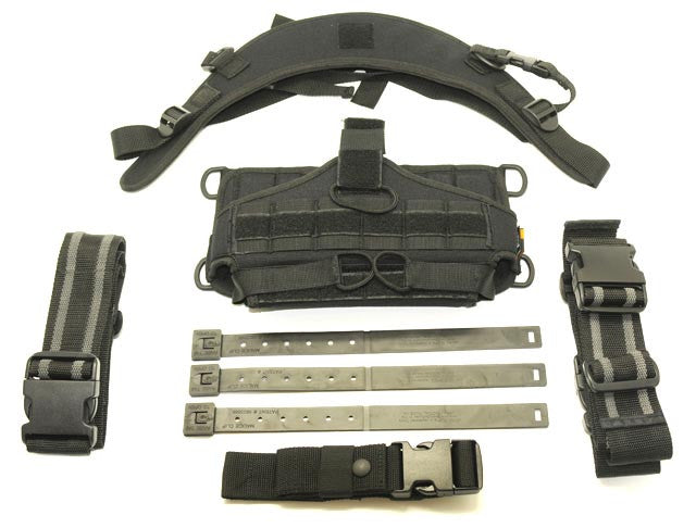 Beta Project FPG 3 Way Holster BLK