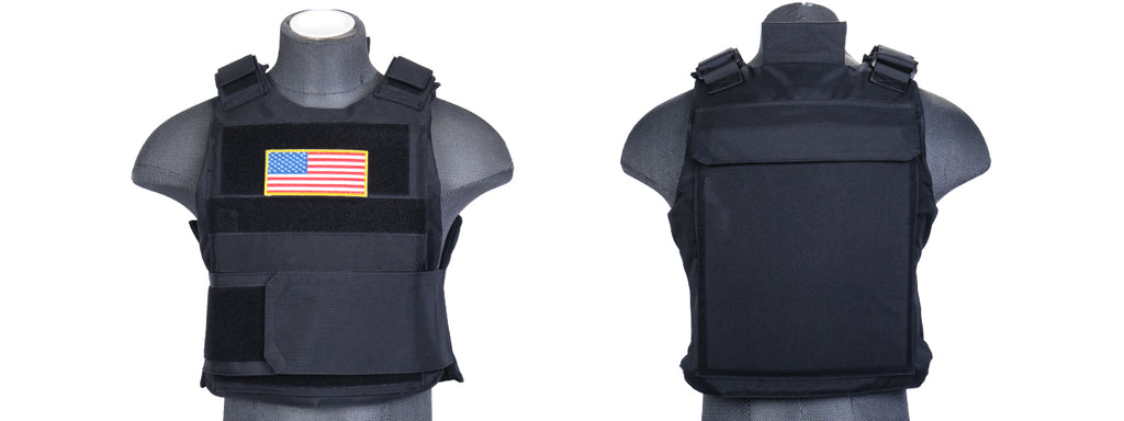 Lancer Tactical Body Armor Vest