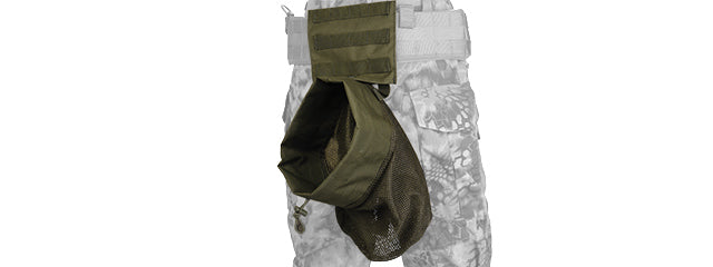Lancer Tactical netting dump pouch