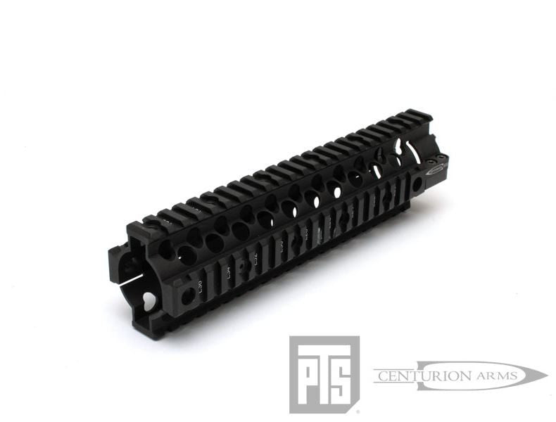PTS Centurion Arms C4 Rail 9in BLK