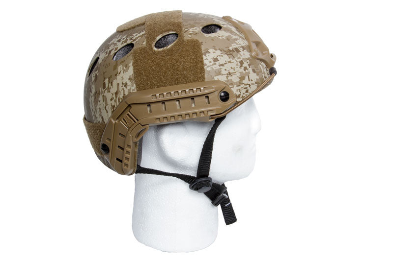 Lancer Tactical PJ FAST Helmet Basic