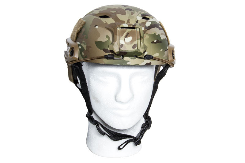 Lancer Tactical BJ Helmet Basic MC
